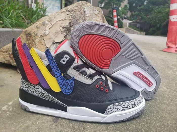 Men Basketball Shoes Air Jordan III Retro 347