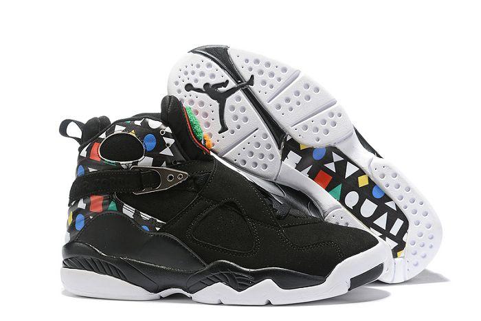 Men Air Jordan VIII Retro Basketball Shoes 231