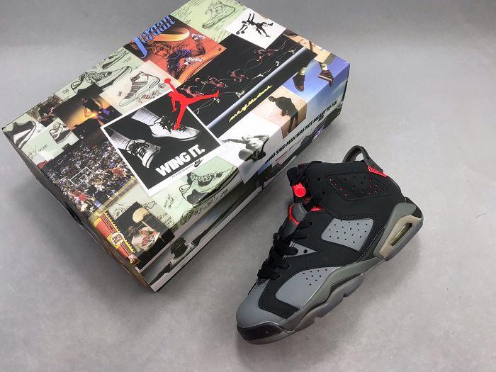 Men Basketball Shoes Air Jordan VI Retro AAAAA 376