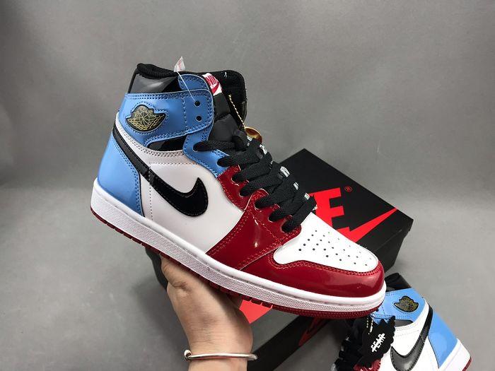 Men Basketball Shoes Air Jordan I Retro AAAAAA 821