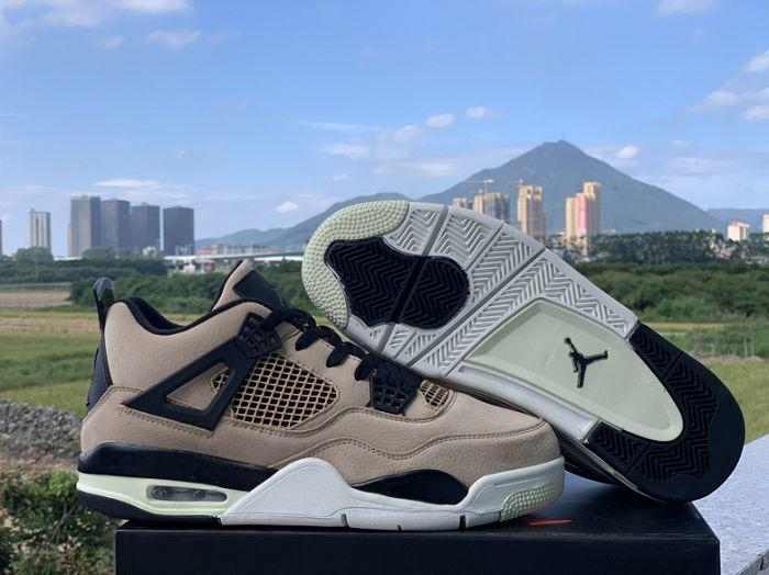 Men Basketball Shoes Air Jordan IV Retro 460