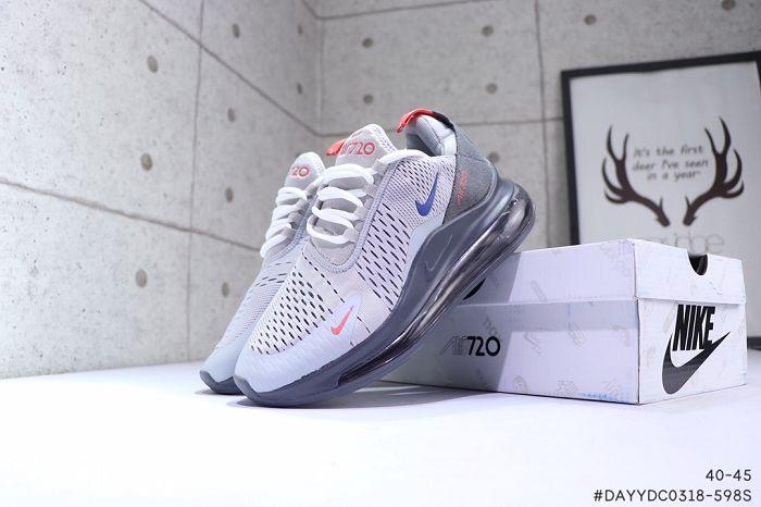 Men Nike Air Max 720 Flyknit Running Shoes 325