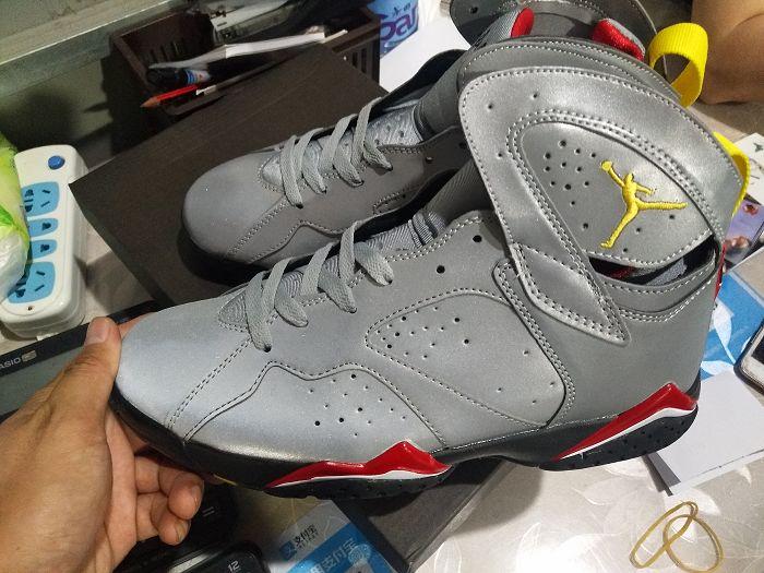 Men Air Jordan VII Retro Basketball Shoes 385