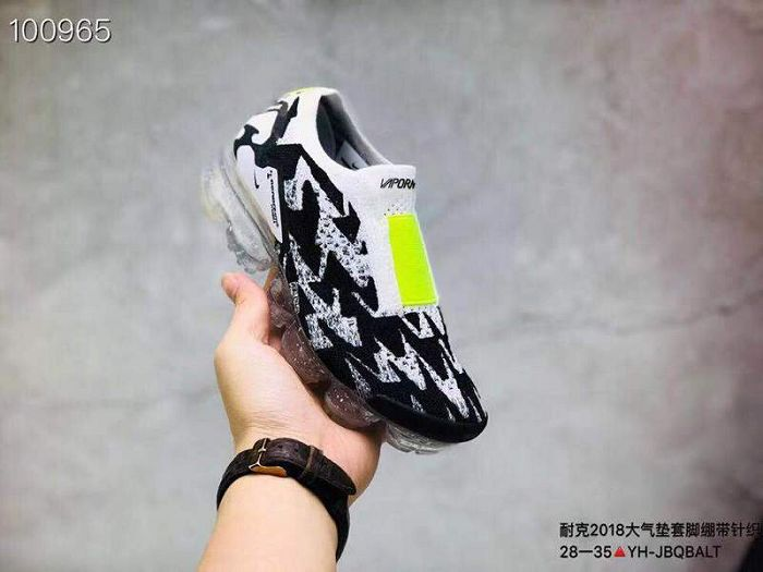 Kids Nike Air VaporMax 2018 Sneakers AAA 400