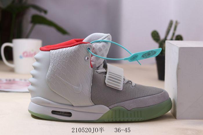 Men Nike Air Yeezy 2 Basketball Shoes AAA 241
