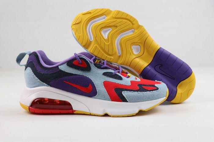 Men Nike Air Max 200 Running Shoes 221
