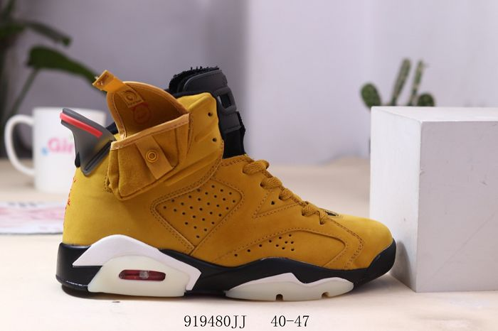 Men Air Jordan VI Retro Basketball Shoes AAA 387