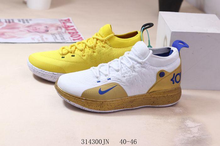 Men Nike Zoom KD 11 Basketball Shoe 543