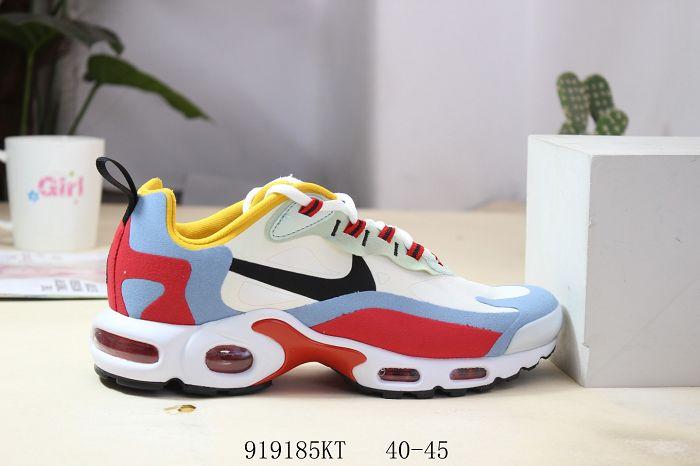 Men Nike Air Max 270 React TN Running Shoes 408