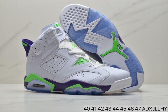 Men Air Jordan VI Retro Basketball Shoes 396