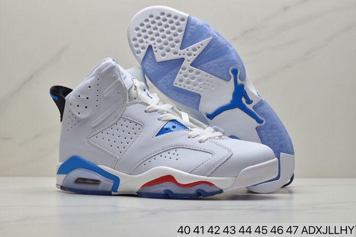 Men Air Jordan VI Retro Basketball Shoes 397