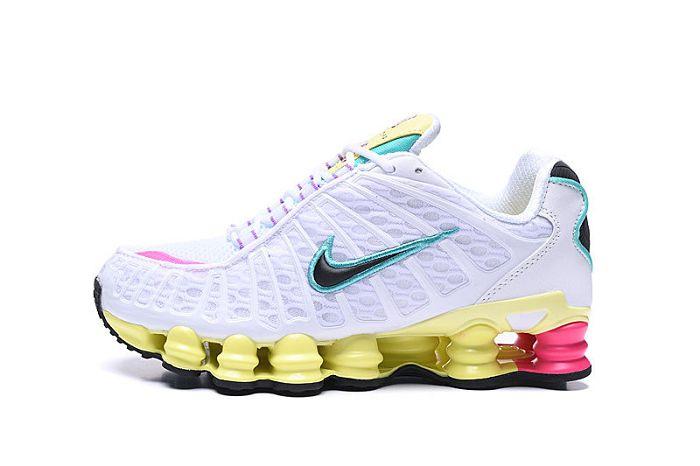 Men Nike Shox TL Running Shoes 467