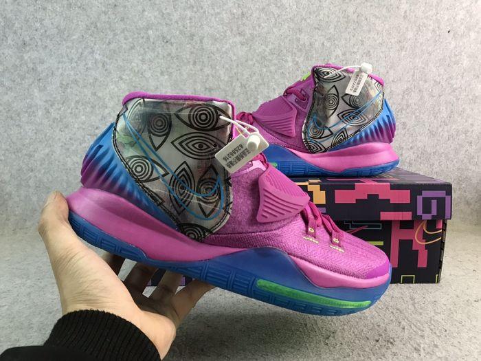 Men Nike Kyrie 6 Basketball Shoes 553