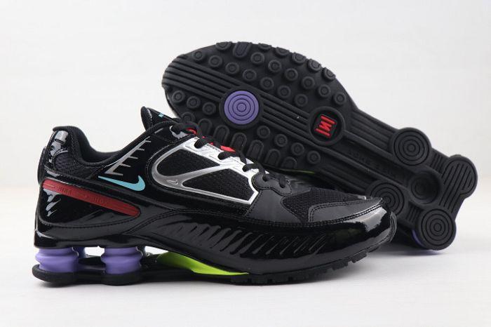 Men Nike Shox Enigma Running Shoes 478