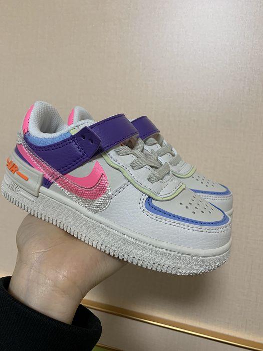 Kids Air Force 1 Shadow Sneakers 204