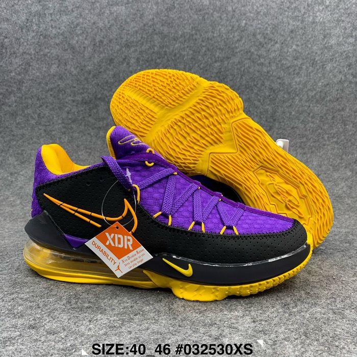 Men Nike LeBron 17 Basketball Shoes 921