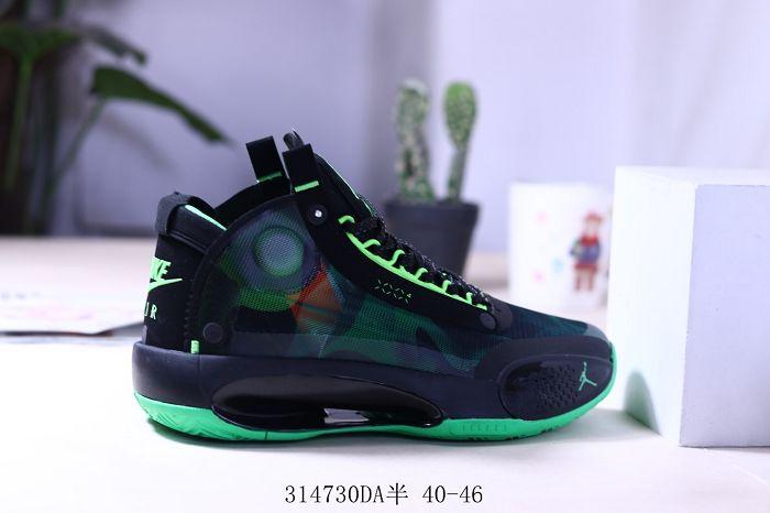 Men Air Jordan XXXIV Basketball Shoes 228