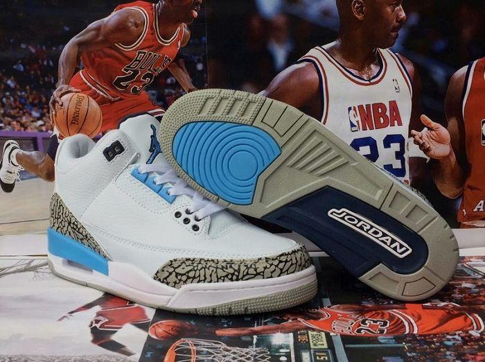 Men Air Jordan III Retro Basketball Shoes 373