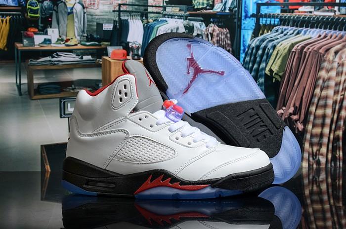 Men Air Jordan V Retro Basketball Shoes 382