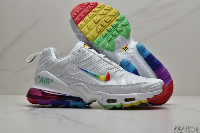 Men Nike Air VaporMax Plus Running Shoes AAA 282