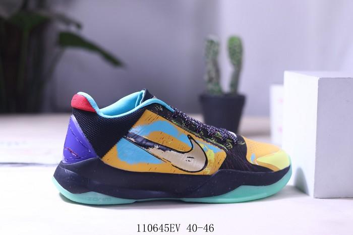 Men Nike Zoom Kobe 5 Protro Basketball Shoes AAA 630