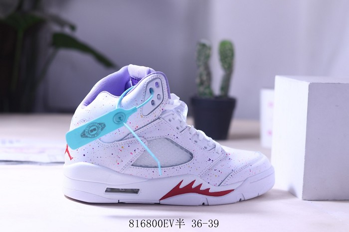Women Sneaker Air Jordan V Retro AAA 272