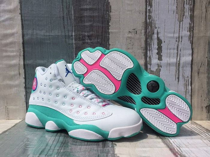 Women Air Jordan XIII Retro Sneakers AAA 284