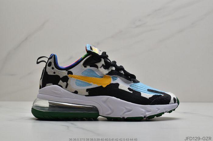 Men Nike Air Max 270 React Running Shoes AAA 529