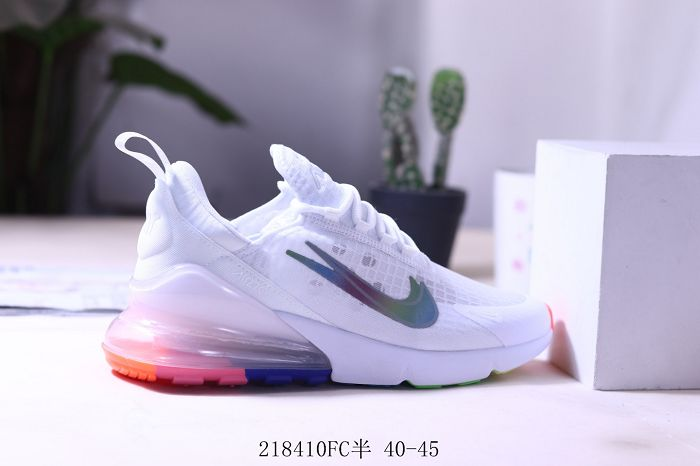 Men Nike Air Max 270 Running Shoes AAA 530