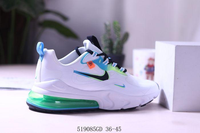 Men Nike Air Max 270 Running Shoes 556