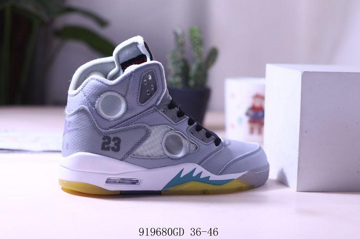 Men Air Jordan V Retro Basketball Shoes AAA 423