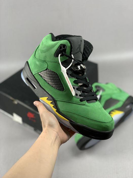 Men Air Jordan V Retro Basketball Shoes AAAAAA 424
