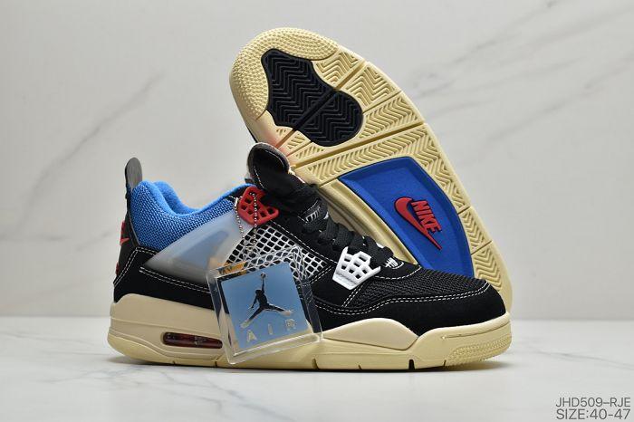 Men Air Jordan IV Retro Basketball Shoes AAA 557