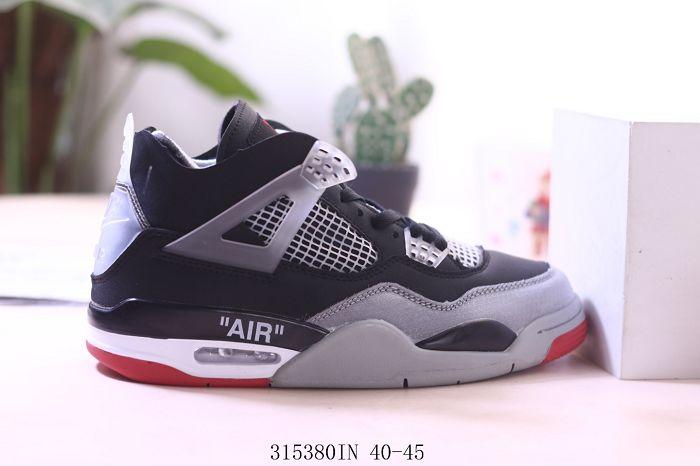 Men Air Jordan IV Retro Basketball Shoes 560