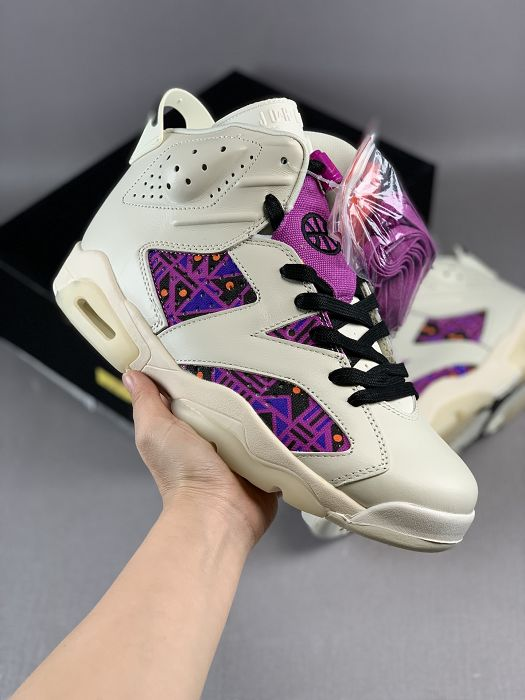 Men Air Jordan VI Basketball Shoes AAAAAA 457