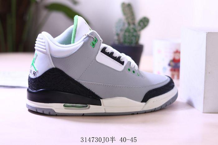 Men Air Jordan III Basketball Shoes AAA 424