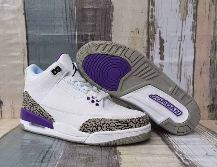 Men Air Jordan III Basketball Shoes 425