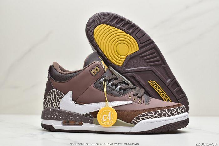 Men Air Jordan III Basketball Shoes AAAA 431