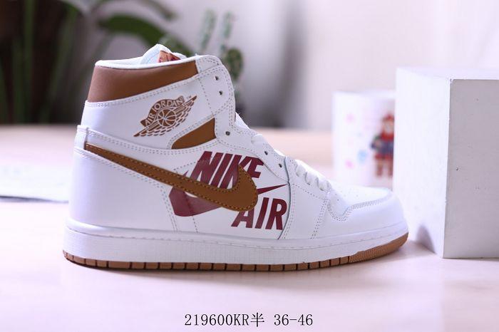 Men Air Jordan I Retro Basketball Shoes AAA 1054
