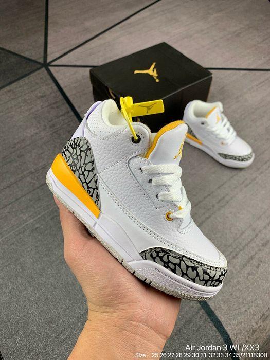 Kids Air Jordan III Sneakers 239