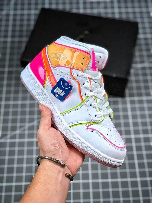 Women Air Jordan 1 Retro Sneakers AAA 757