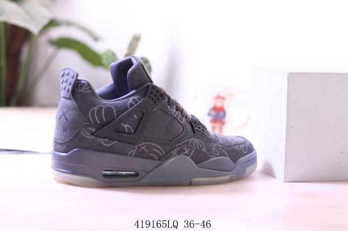 Men Air Jordan IV Retro Basketball Shoes 608