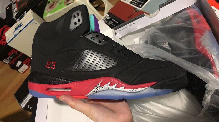 Men Air Jordan V Retro Basketball Shoes 463