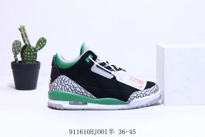 Men Air Jordan III Retro Basketball Shoes AAA 467