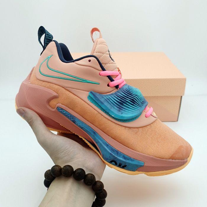 Men Nike Zoom Freak 3 Basketball Shoes 235