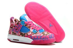 Women's Air Jordan IV Retro AAA 253