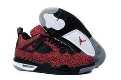 Men's Air Jordan 4 Temporal Rift by 219