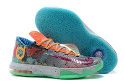 Men Nike Zoom KD VI Basketball Shoe 256