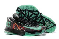 Men Nike Zoom KD VI Basketball Shoe 257