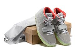 Men Nike Air Yeezy 2 Shoes 206